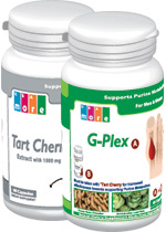 G-Plex + Tart Cherry Set
